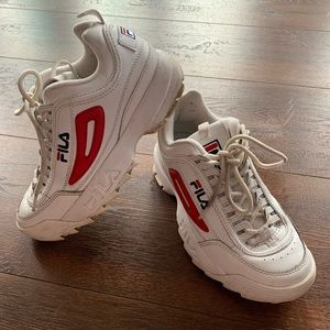 Urban Outfitters Fila Sneakers